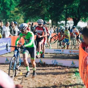 Coupe de France CYCLO CROSS 2018 #1 Razes-Lac de Saint Pardoux - JUNIORS - Photo : Erwan MAITRE - http://erwan-maitre.com