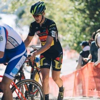 Coupe de France CYCLO CROSS 2018 #1 Razes-Lac de Saint Pardoux - ESPOIRS - Photo : Erwan MAITRE - http://erwan-maitre.com