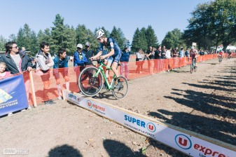 Coupe de France CYCLO CROSS 2018 #1 Razes-Lac de Saint Pardoux - ESPOIRS - Photo : Erwan MAITRE - http://erwan-maitre.com